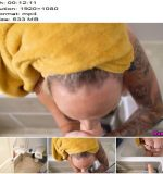 WankItNow - Louise Lee - Bit Perverted Part 2 - Instructions - Tattoos, Shaved Pussy