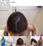 WankItNow - Natalia Forrest - Naughty Neighbor - Instructions - Enhanced Medium Tits, Shaved Pussy