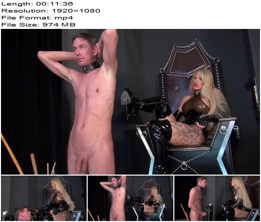 Calea Toxic - Boot Slave Of Calea Toxic Humiliated (1080 HD) - Female Domination - Femdom, Boots