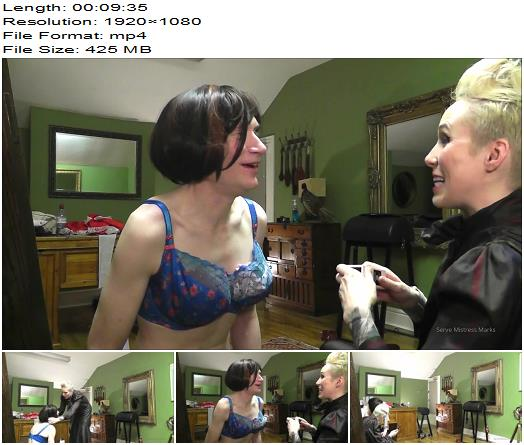 Miss Ruby Marks - A Rose Prick for her Mistress - Sissy - Small Penis Humiliation, Small Dick Humiliation