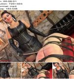 Mistress Ezada Sinn - Disciplined by Mistress Ezada's cane - Caning - Female Domination, Canes