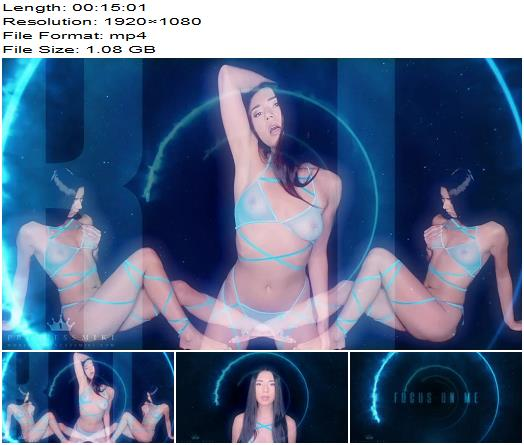Princess Miki - Goon. Go Blank. Don't Think - Mesmerize - Goddess Worship, Masturbation Encouragement