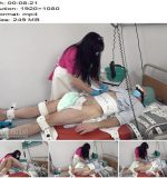 Private-Patient - Stubborn Patient - Part 1 - Medical Femdom - Medical Restraints, Segufix
