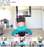 Skylar Rene - Yoga Pants Smother (1080 HD) - Face Sitting - Facesit, Humiliation