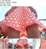 UpSkirt Jerk - Flashing It All - Instructions - Femdom, Redhead