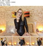 Hypnotic Natalie - Mentally prepared to eat it - stage 1 - CEI - FemDom Goddess, Submissive Training