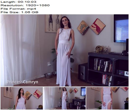 Princess Camryn - 24 Hours - Mesmerize - Ass Licking, Mental Domination