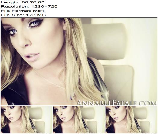Annabel Fatale - Consumed Mermerize - Mesmerise - For Sissies - Hypno, Hypnosis