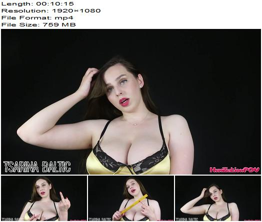 HumiliationPOV - Tiny Dicks Deserve Denial - Loop This And Turn Your Brain To Mush - Teasing, Tease and Denial