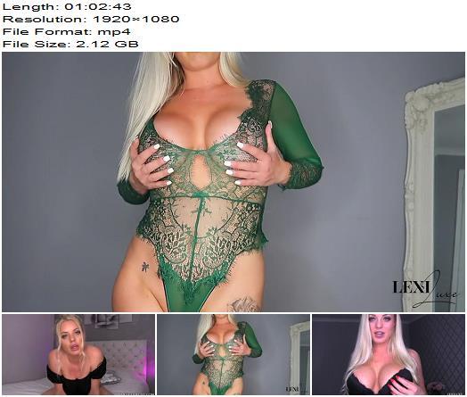 Princess Lexi Luxe - The Ultimate Virgin-Loser Humiliation - Beta Male Training, Degradation