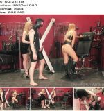 The English Mansion - Miss Suzie and Mistress Sidonia - Agony For Ecstacy - Complete Movie - Female Domination, Degradation