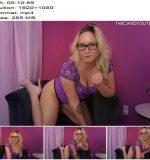 Candy Glitter - Loser Treatment 1 - Humiliation - Orgasm Control, FemDom Brat