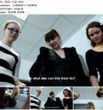 Czech Soles - New slave for 3 girls' infinite fun, part 1 - Trampling - Femdom, Triple Domination
