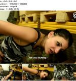 Czech Soles - Slave Market - Brutal Beating And Humiliation By 3 Army Girls (1080 HD) - Degradation, Triple Domination