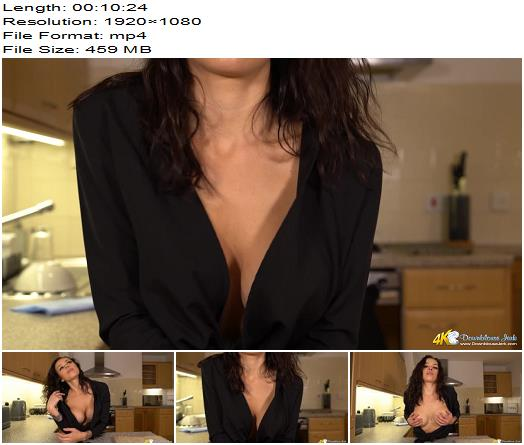 DownBlouse Jerk - Did You Miss Me? - Cocktease - Busty, Nipple Slip