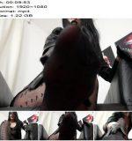 Felicia Fetish - Divine Feet in sexy Nylon - Footworship - Foot Play, 100% Nylon Stockings