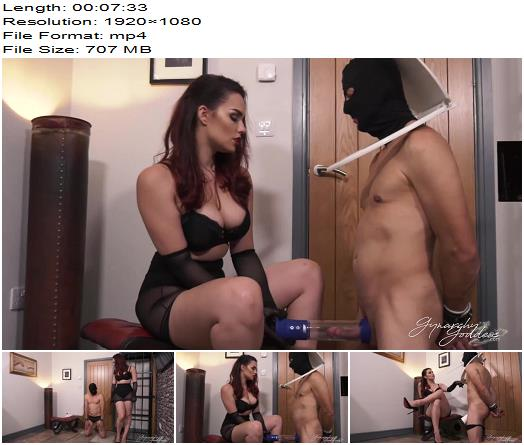 Goddess Gynarchy - My Human Toilet (1080 HD) - Female Domination - Milking Machine, Femdom