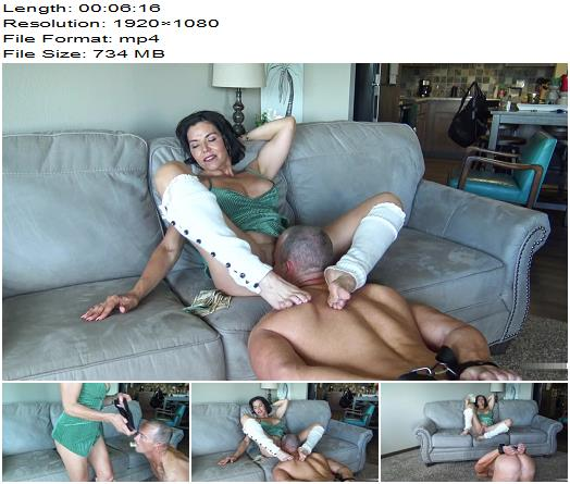 Goddess Zephy - Eat My Pussy! (1080 HD) - Pussy Worship - Female Domination, Pussy Licking
