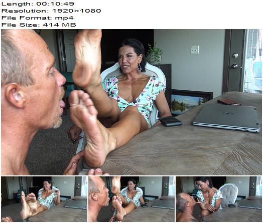 Goddess Zephy - Foot Cucky's Favorite - Dirty Goddess Feet! (1080 HD) - Foot Worship - Footworship, Foot Licking