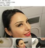 Mistress Ezada Sinn - Every Morning Sit Must Tidy Up My Bedroom And Clean My Bathroom - Toilet - Female Domination, Femdom