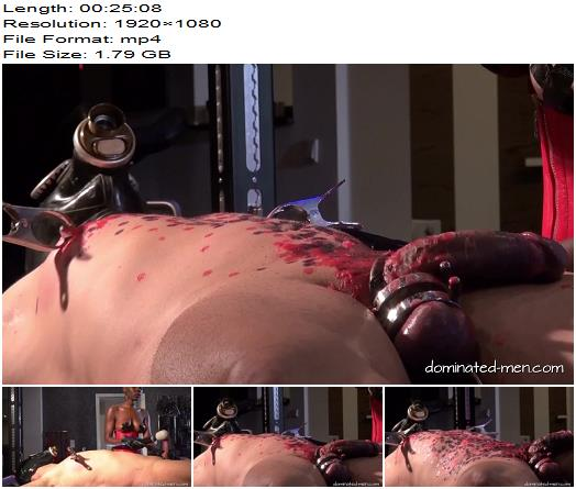 Amator  The Pain Orgasm  Hot Wax preview
