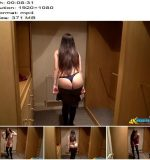 BoppingBabes - Sophia Smith - Peeping Tom - Teasing - Tease And Denial, Bouncy Medium Natural Breasts