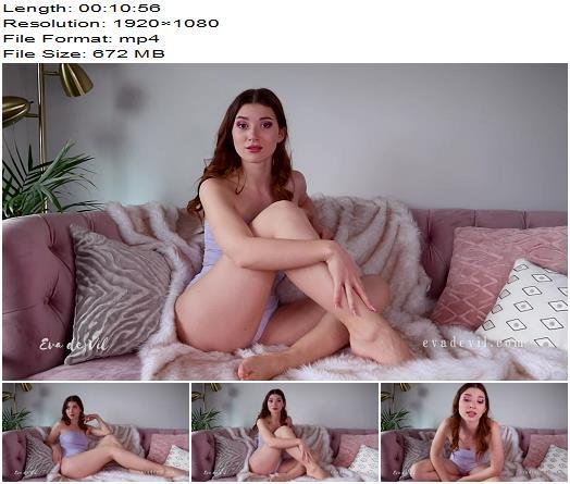 Eva de Vil  Caught Stroking to Virtual SPH preview