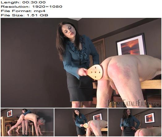 Femme Fatale Films  Miss Amy Hunter  Earn Your Leash  Complete Film preview