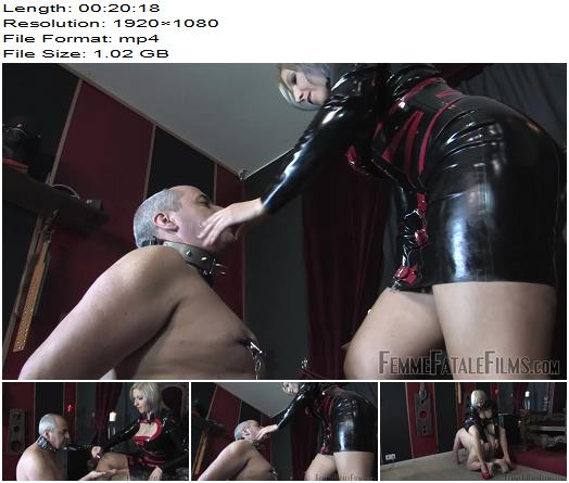 Femme Fatale Films  Mistress Johanna  Out Of The Box  Complete Film  Smoking preview