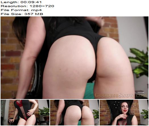 Goddess Alexandra Snow - Tabata Jerkout - Instructions - Female Domination, Jerk Off Instruction