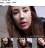 Goddess Celeste - Lips Laced With Poison - Humiliation - Degradation, Pink Lipstick