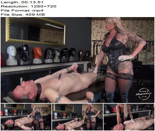 Kinky Mistresses  Cum For Calea  preview
