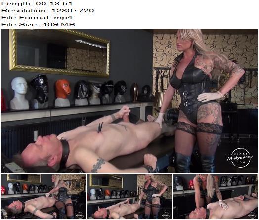 KinkyMistresses  Cum For Calea  Teasing preview