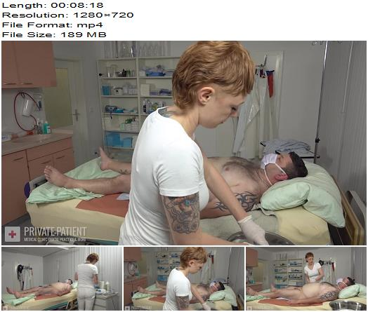 Private-Patient - Patient Clare - Part 1 - Medical Femdom - Fetish, Femdom Medical