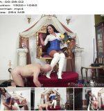 The English Mansion - Mistress Ezada Sinn - Man To Dog - Part 3 - Human Pet - Female Domination, Humiliation