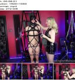The English Mansion - Mistress Sidonia - Rope Tease - Part 2 - Bondage - Electric, Femdom Online