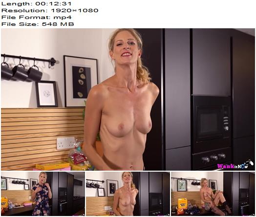 WankItNow  Leah  Ill Help You If You Wank First  Instructions preview