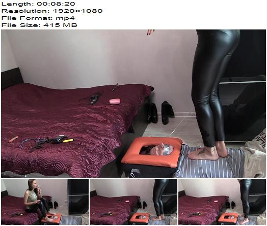 Beautiful Girls - Foot Domination. Face Trampling. Spitting. Young Beautiful Lady (1080 HD) - Facestanding, Face Standing