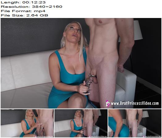 Brat Princess 2 – Macy – Inspects Dannis Chastity Device  - Brat Princess 2 2020, Download