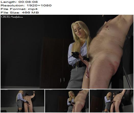 Cruel Mistresses - Cruel Handjobs - That's Fantastic (1080 HD) - Forced Orgasm - Mistress Aryel, Forced Male Orgasm