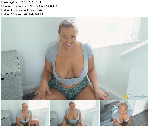 DownBlouse Jerk - Above And Beyond - Cocktease - Nipple Slip, Masturbation Encouragement