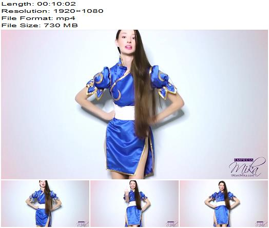 Empress Mika - Ballbusting CBT with Chun Li - 2019, Published Oct 24 - Cbt Fantasy