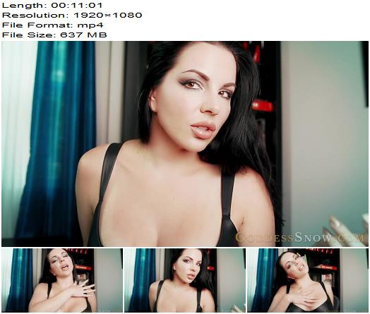 Goddess Alexandra Snow - Beautiful Nothingness Trance - Mesmerize - POV, Femdom