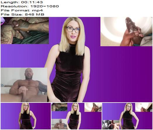 Goddess Natalie - 24 7 Obsession for Cock - Forced Bi - Faggot Training, Coerced Fem