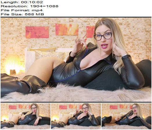 Goddess Natalie  A little findom game  Instructions preview