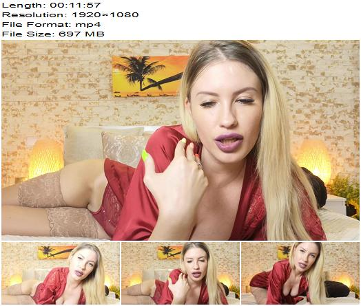 Goddess Natalie - Step mommy teaches you a lesson - CEI - Female Domination, Jerkoff Command