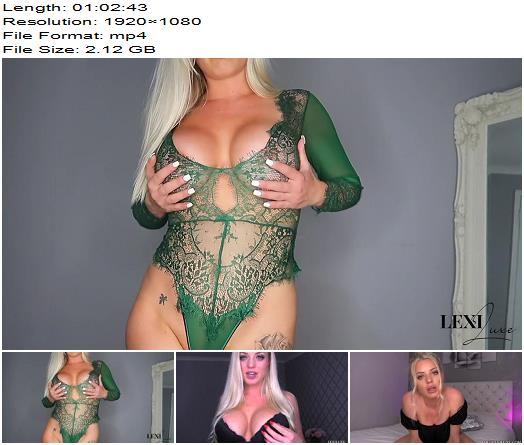 Princess Lexi Luxe  The Ultimate Virgin Loser Humiliation preview
