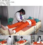 Private-Patient - Sex Offender - Part 3 - Medical Femdom - Hospital Bed, Dr. Ira