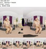 The English Mansion - Miss Eve Harper - Pantyhose Pervery - Femdom VR - Part 1 - Leg Worship, Facesitting