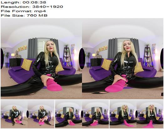 The English Mansion - Miss Jessica - Suck Sissy - Femdom VR - Virtual Reality, POV
